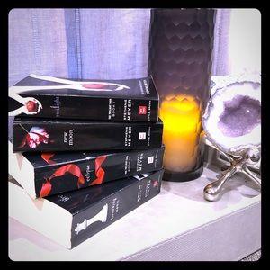 Stephenie Meyer Twilight Saga book series